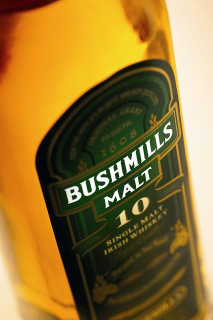Bushmills Single Irish Malt 10YO