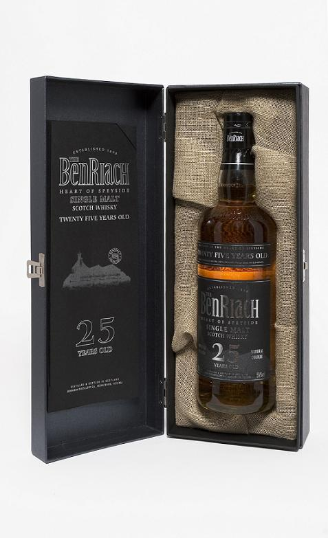 BenRiach Single Malt 25YO