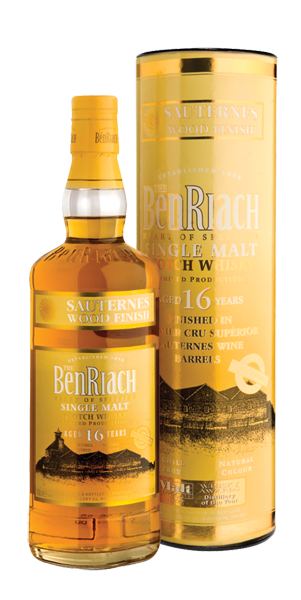 BenRiach Single Malt 16YO Sauterne Finish