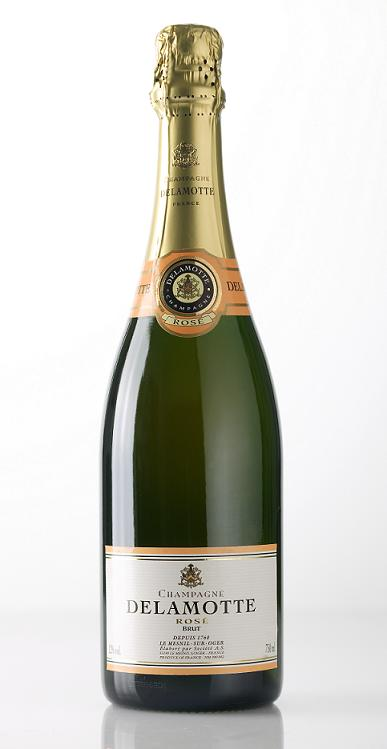 Delamotte Brut Rose NV