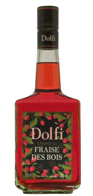 Dolfi Fraise des Bois  $4280  Drinks Fellas  Bringing You The True  ~ Fraise A Bois Dremel