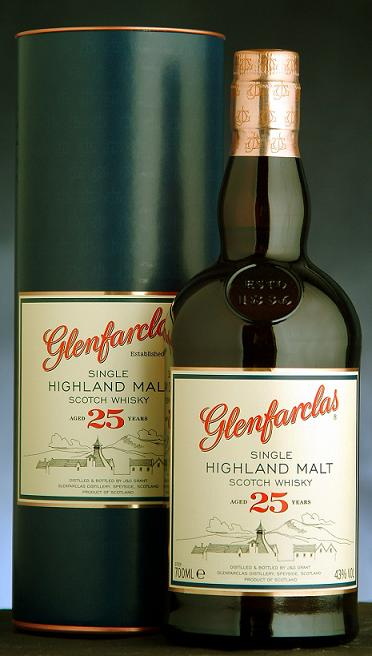 Glenfarclas Single Malt 25YO