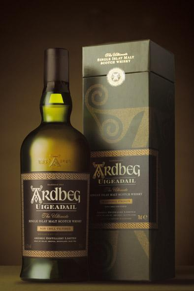 Ardbeg Single Islay Malt Uigeadail