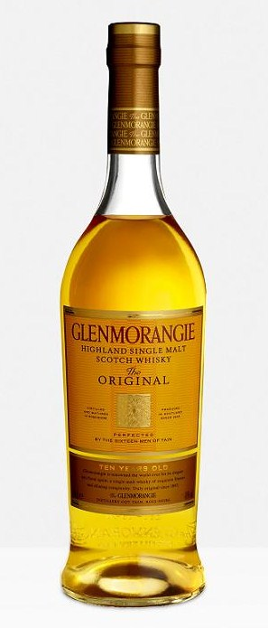 Glenmorangie Single Highland Malt The Original 10YO