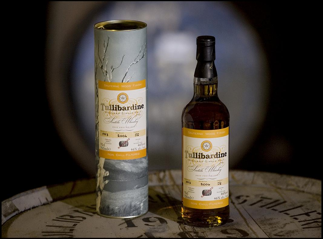 Tullibardine Single Highland Malt 1993 Sauterne Finish